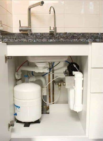 installation osmoseur
