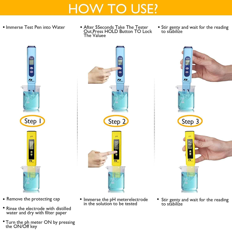PH Test Pen Water2buy