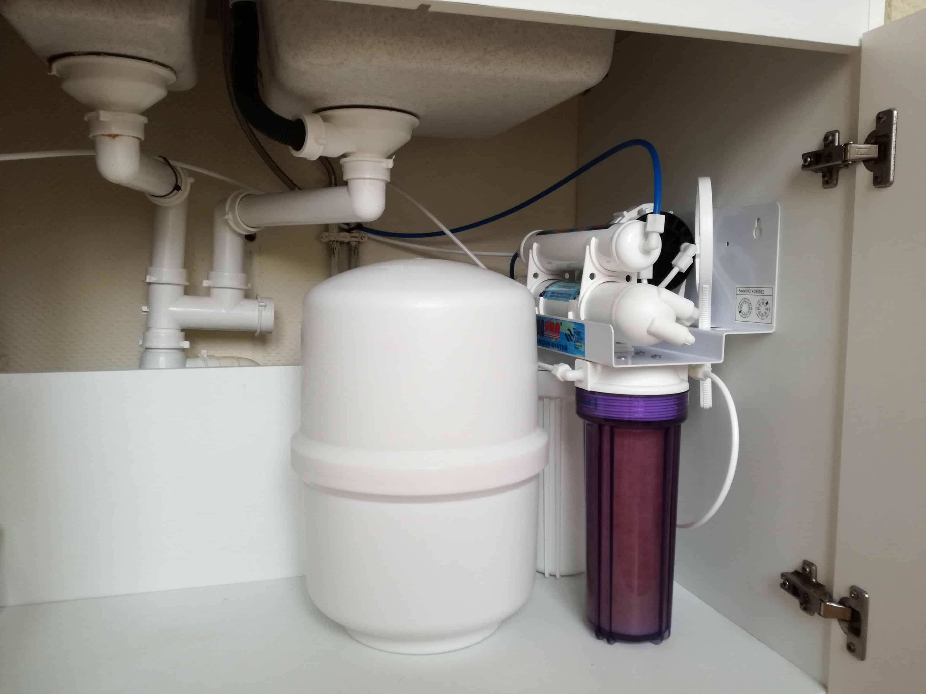 osmoseur évier