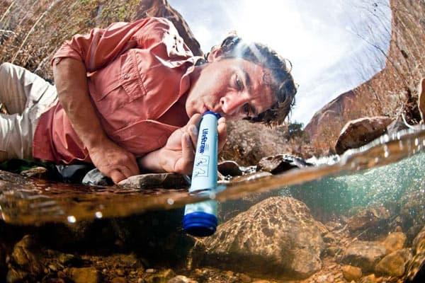 purifier eau survie